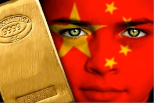 china gold  oro